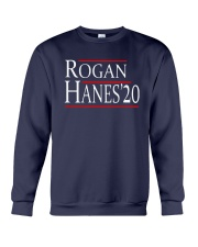 Official Rogan Hanes 2020 Shirt Crewneck Sweatshirt thumbnail
