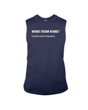 Work From Home I Barely Work From Home Shirt Sleeveless Tee thumbnail