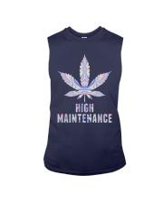 Weed High Maintenance Shirt Sleeveless Tee thumbnail
