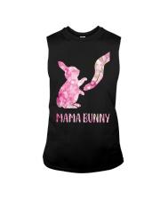 Floral Mama Bunny Shirt Sleeveless Tee thumbnail