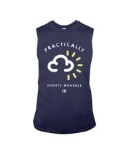 Practically Shorts Weather 10 Shirt Sleeveless Tee thumbnail