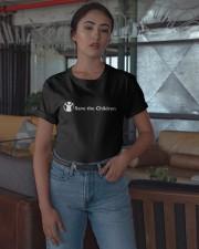 Save The Children Shirt Classic T-Shirt apparel-classic-tshirt-lifestyle-05
