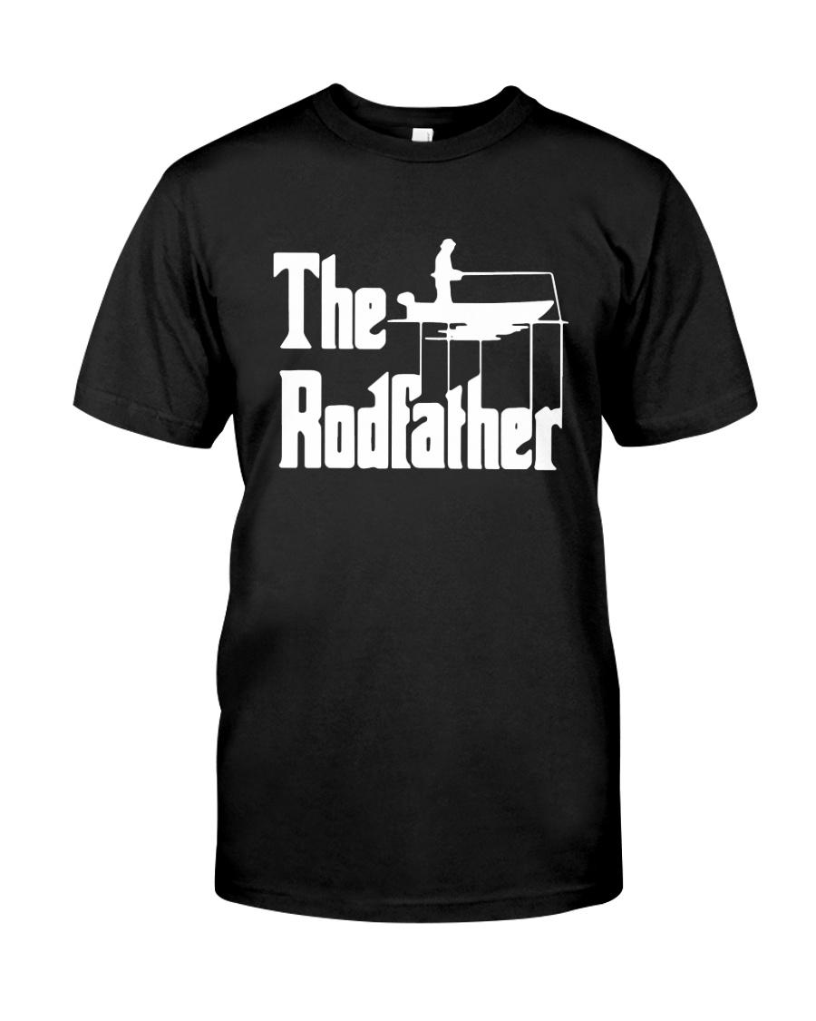 The Rodfather Shirt Classic T-Shirt