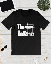 The Rodfather Shirt Classic T-Shirt lifestyle-mens-crewneck-front-17