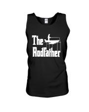 The Rodfather Shirt Unisex Tank thumbnail