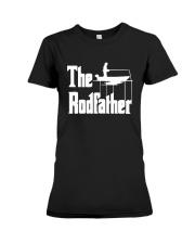 The Rodfather Shirt Premium Fit Ladies Tee thumbnail