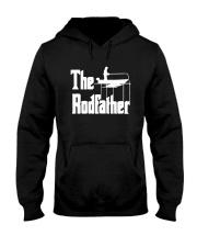 The Rodfather Shirt Hooded Sweatshirt thumbnail