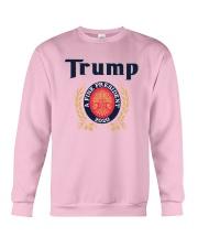 Trump A Fine President 2020 Shirt Crewneck Sweatshirt thumbnail