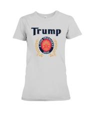 Trump A Fine President 2020 Shirt Premium Fit Ladies Tee thumbnail
