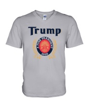 Trump A Fine President 2020 Shirt V-Neck T-Shirt thumbnail