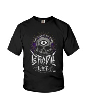 Brodie Lee The Exalted One Shirt Youth T-Shirt thumbnail