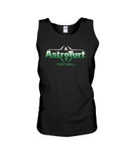 Astro Turf Football Shirt Unisex Tank tile