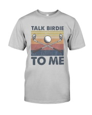 Vintage Talk Birdie To Me Shirt Classic T-Shirt tile