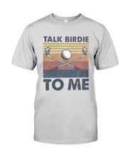 Vintage Talk Birdie To Me Shirt Premium Fit Mens Tee thumbnail