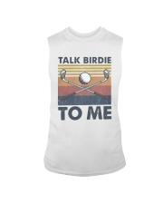Vintage Talk Birdie To Me Shirt Sleeveless Tee thumbnail