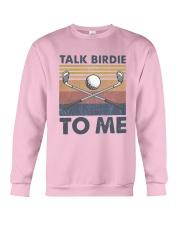 Vintage Talk Birdie To Me Shirt Crewneck Sweatshirt thumbnail
