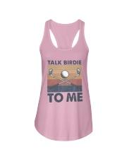 Vintage Talk Birdie To Me Shirt Ladies Flowy Tank thumbnail