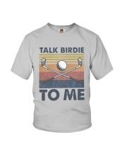 Vintage Talk Birdie To Me Shirt Youth T-Shirt thumbnail