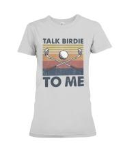 Vintage Talk Birdie To Me Shirt Premium Fit Ladies Tee thumbnail
