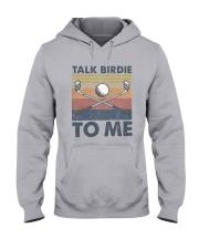 Vintage Talk Birdie To Me Shirt Hooded Sweatshirt thumbnail