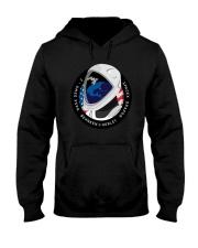 Nasa Space X Dragon Elon Musk T Shirt Hooded Sweatshirt thumbnail