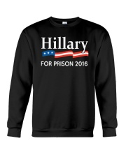 George Takei Hillary For Prison 2016 Shirt Crewneck Sweatshirt thumbnail