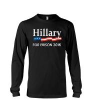 George Takei Hillary For Prison 2016 Shirt Long Sleeve Tee thumbnail