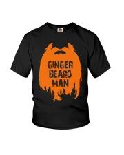 Ginger Beard Man Shirt Youth T-Shirt thumbnail