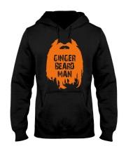 Ginger Beard Man Shirt Hooded Sweatshirt thumbnail