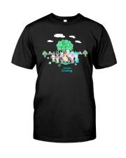 Animal Crossing Shirt Classic T-Shirt front