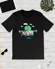 Animal Crossing Shirt Classic T-Shirt lifestyle-mens-crewneck-front-17