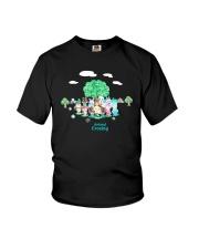 Animal Crossing Shirt Youth T-Shirt thumbnail
