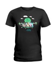 Animal Crossing Shirt Ladies T-Shirt thumbnail