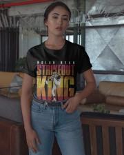 Nolan Ryan Strike Out King Shirt Classic T-Shirt apparel-classic-tshirt-lifestyle-05