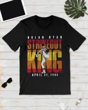 Nolan Ryan Strike Out King Shirt Classic T-Shirt lifestyle-mens-crewneck-front-17