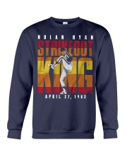 Nolan Ryan Strike Out King Shirt Crewneck Sweatshirt thumbnail