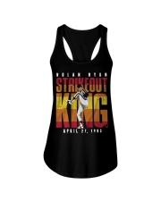Nolan Ryan Strike Out King Shirt Ladies Flowy Tank thumbnail
