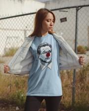 Matt Patricia Roger Goodell Clown Shirt Classic T-Shirt apparel-classic-tshirt-lifestyle-07