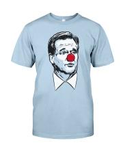 Matt Patricia Roger Goodell Clown Shirt Classic T-Shirt front