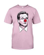 Matt Patricia Roger Goodell Clown Shirt Classic T-Shirt tile