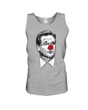 Matt Patricia Roger Goodell Clown Shirt Unisex Tank thumbnail