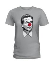 Matt Patricia Roger Goodell Clown Shirt Ladies T-Shirt thumbnail