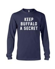 Keep Buffalo A Secret Shirt Long Sleeve Tee thumbnail