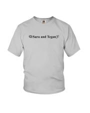 The Original Sara And Tegan Shirt Youth T-Shirt thumbnail
