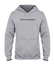The Original Sara And Tegan Shirt Hooded Sweatshirt thumbnail