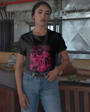 Nina Matsumoto Red Comet Shirt Classic T-Shirt apparel-classic-tshirt-lifestyle-05