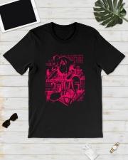 Nina Matsumoto Red Comet Shirt Classic T-Shirt lifestyle-mens-crewneck-front-17