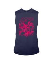Nina Matsumoto Red Comet Shirt Sleeveless Tee thumbnail