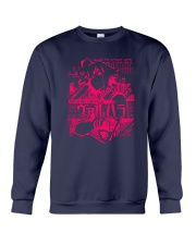 Nina Matsumoto Red Comet Shirt Crewneck Sweatshirt thumbnail