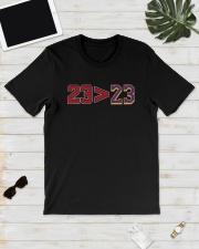 23 More Than 23 Shirt Classic T-Shirt lifestyle-mens-crewneck-front-17